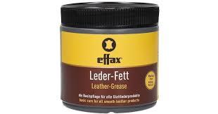 Effax Leder-Fett schwarz 500ml