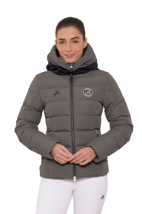 Spooks Jacke Debbie in dark grey
