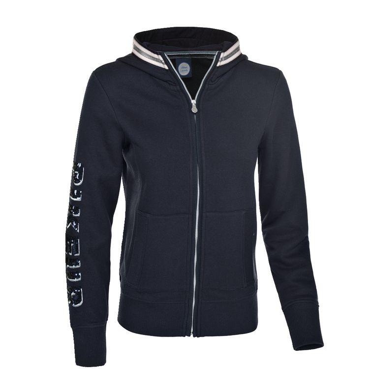 Pikeur Sweatjacke Enna in navy HW18