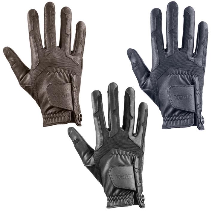 UVEX Reit-Handschuh Ventraxion in vierFarben