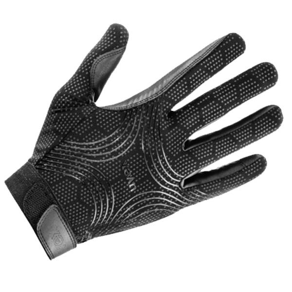 UVEX Reit-Handschuh Ceravent in schwarz
