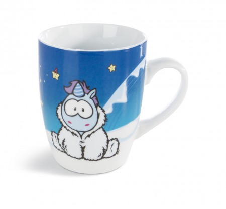 Nici Porzellantasse Fancy Mug Snow Coldson und Theodor