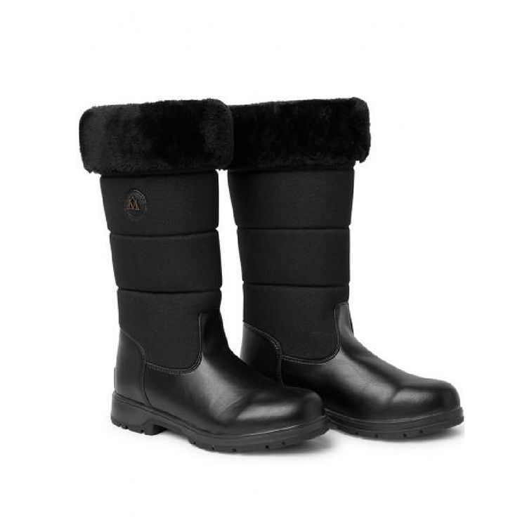 Mountain Horse Vermont mid height in black