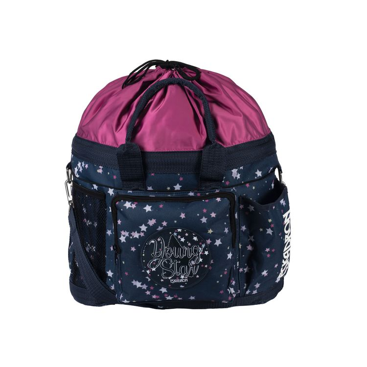 Eskadron Young Star Zubehör-Tasche, Accessories Bag in navy stars