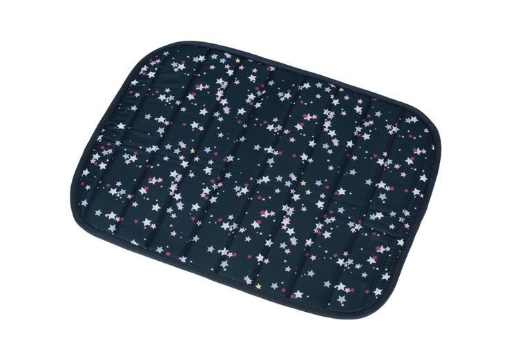 Eskadron Young Star Bandagenkissen 2er Set in navy stars