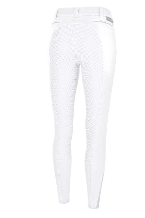 Pikeur Jeansreithose Darjeen Grip in weiß