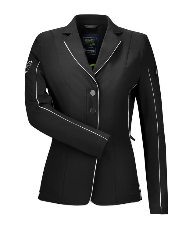 Cavallo Damen Turniersakko Tokio Slim in black