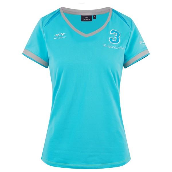HV POLO T-Shirt Favoritas Tech SS