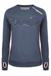 Cavallo Damen Rundhals- Sweat Pullover MALVA in 2 Farben  001