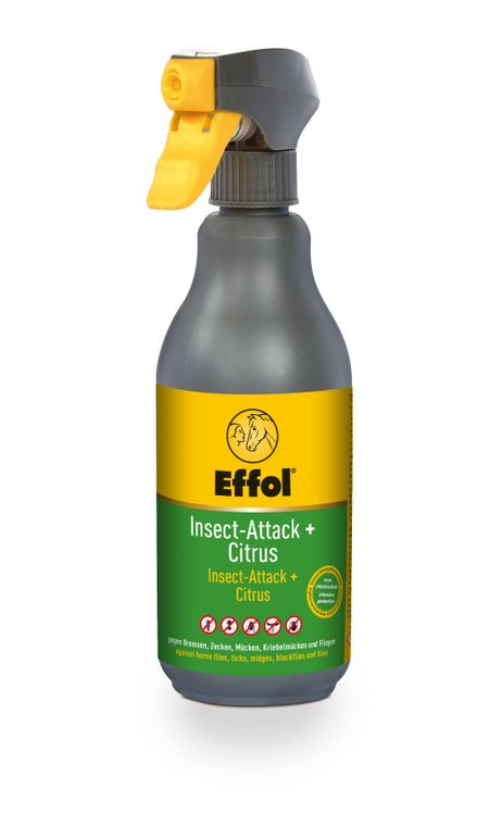 Effol Insect-Attack + Citrus Fliegenspray