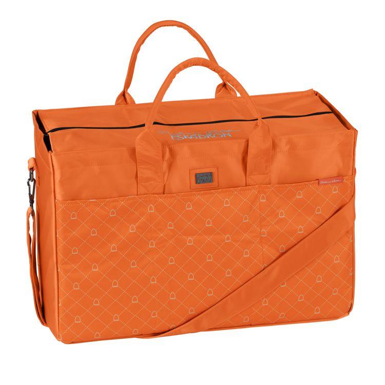 Eskadron Platinum Accessoires Tasche in vermillion-orange