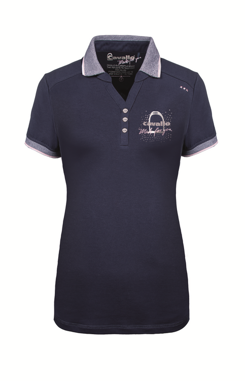 Cavallo Polo Shirt NAOMI in 2 Farben