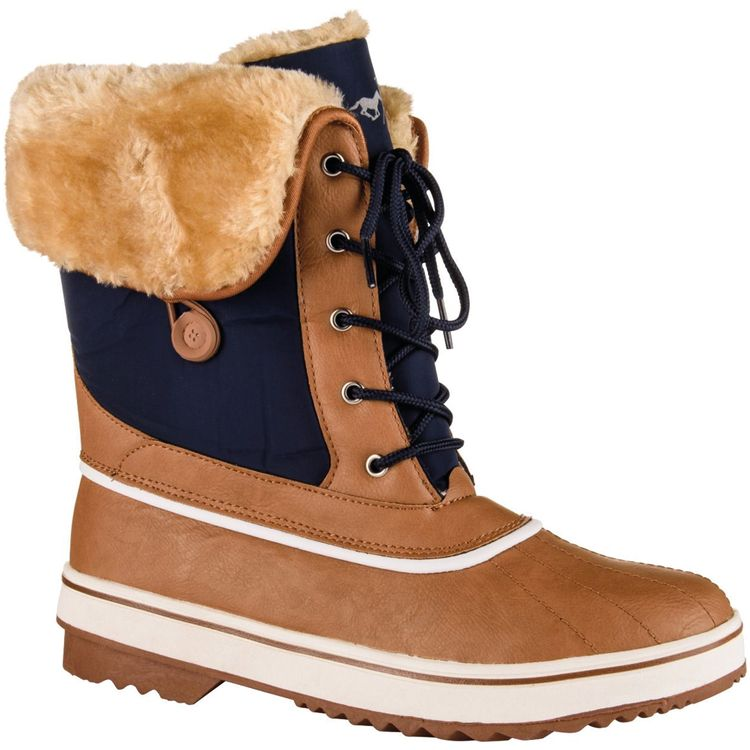 HV Polo Winterboot Glaslynn in navy