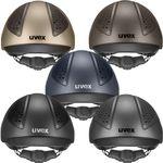 Uvex Reithelm Exxential II in verschiedenen Farben 001