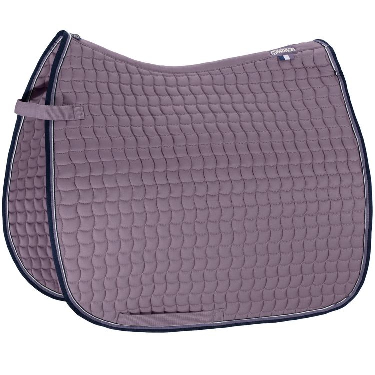 Eskadron Cotton Dressur Schabracke lavender (Kollektion plum/atlanticblue)