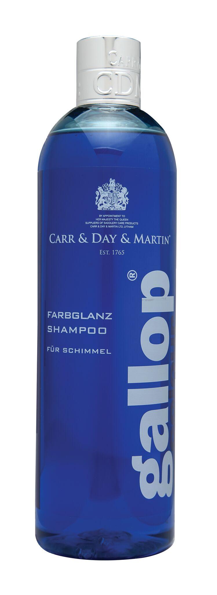 Carr & Day & Martin Gallop Farbglanz Shampoo für Schimmel