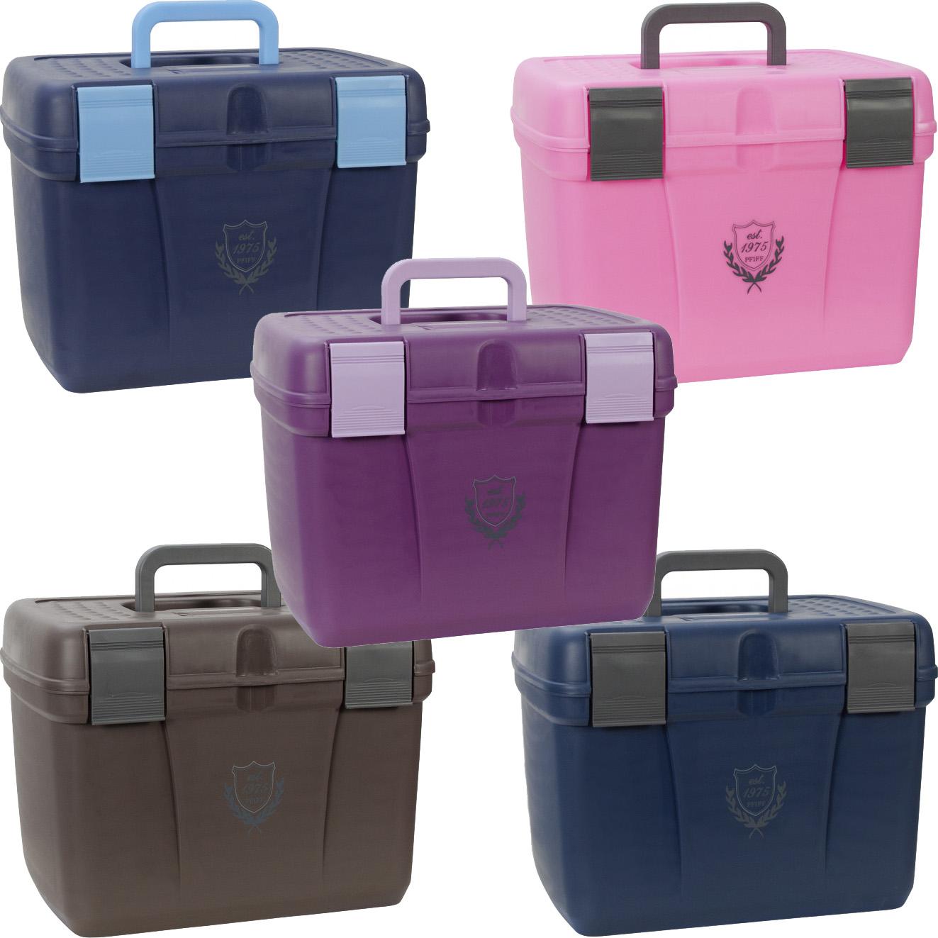 Pfiff Putzbox in 5 Farben - sehr stabil - Aufstiegshilfe