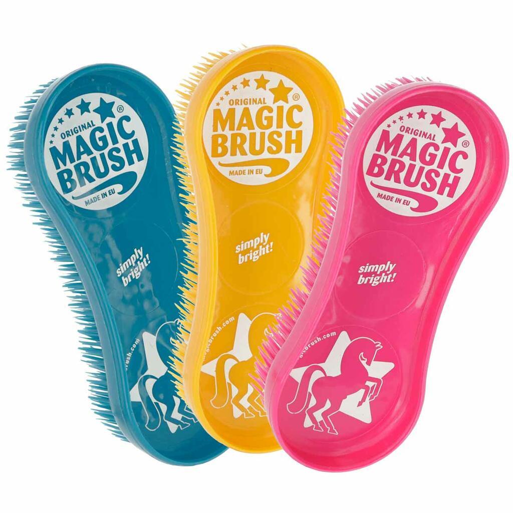 Magic Brush Pferdebüsten 3er Set im Design Classic