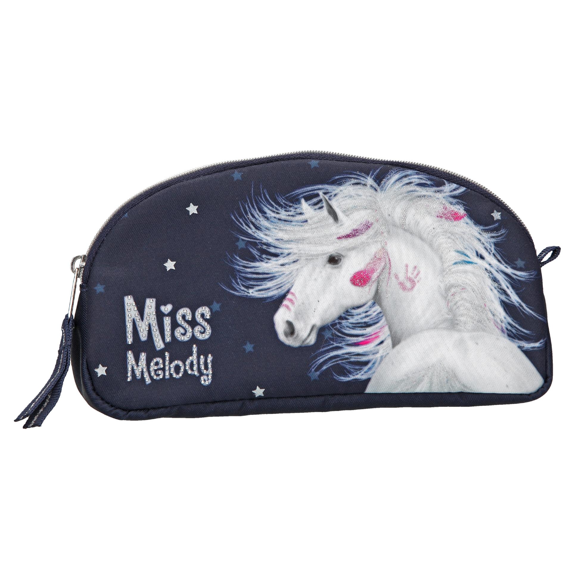 Miss Melody Kosmetiktasche in blau
