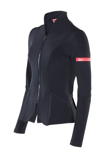 ea.St Jacket Elastic Pro Performance - black - Damenturnierjacke