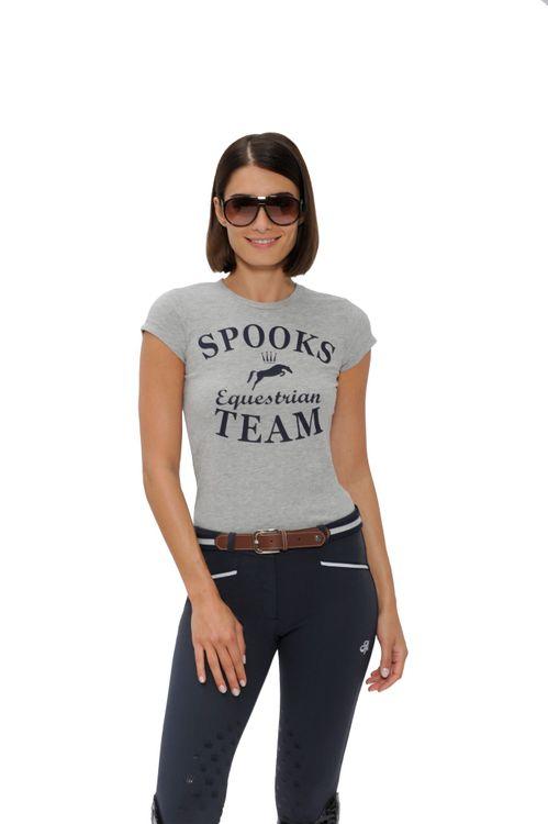 Spooks Shirt Team verschiedene Farben