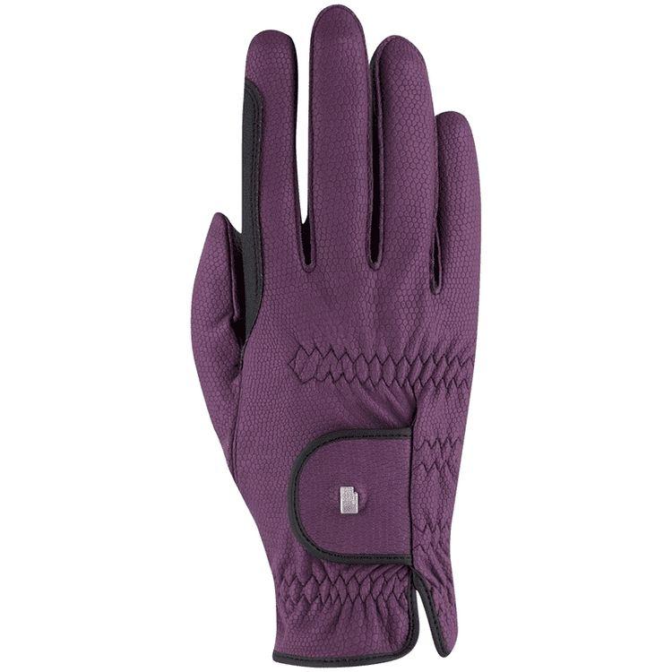 Roeckl Handschuh Lona (Light & Grip) Farbe weinbeere