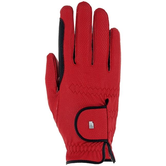 Roeckl Handschuh Lona (Light & Grip) Farbe rot