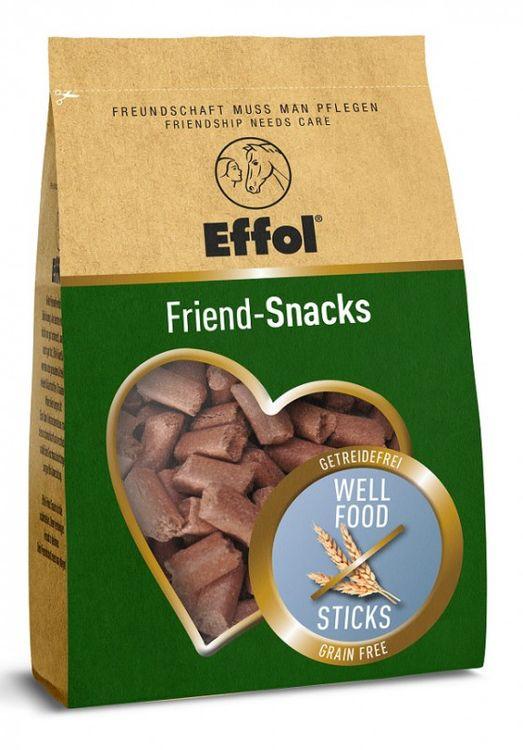 Effol Friend Snacks getreidefrei , Leckerchen 500g Tüte