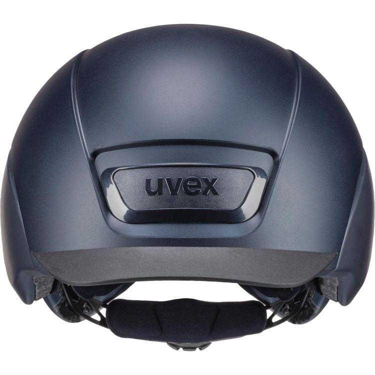 Uvex Reithelm uvex elexxion plus in navy mat