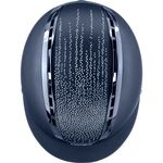 Uvex Reithelm Suxxeed flash in navy-crystal