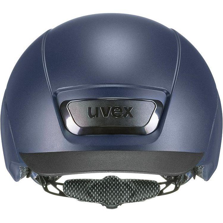 Uvex Reithelm uvex elexxion in navy mat