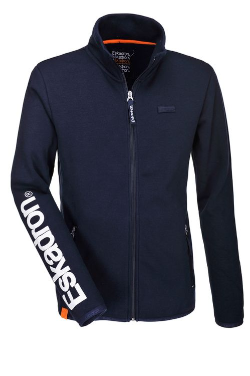 Eskadron Jersey ZipJacket Men NICK EQUSTRIAN.FANATICS in navy