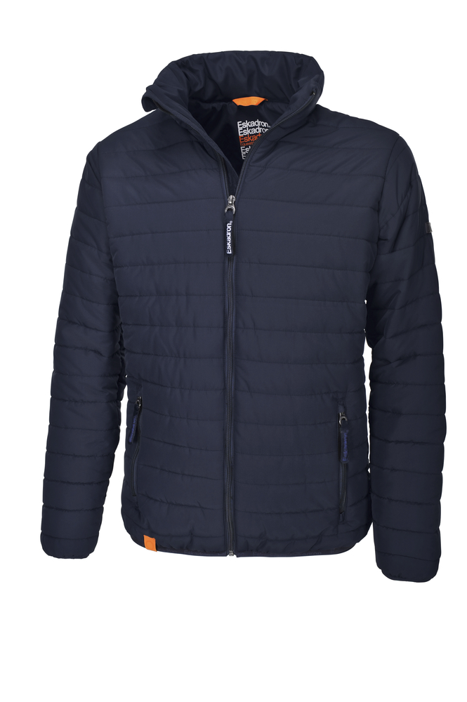 Eskadron Fanatics Jacket Men JOKO II in navy , EQUSTRIAN.FANATICS