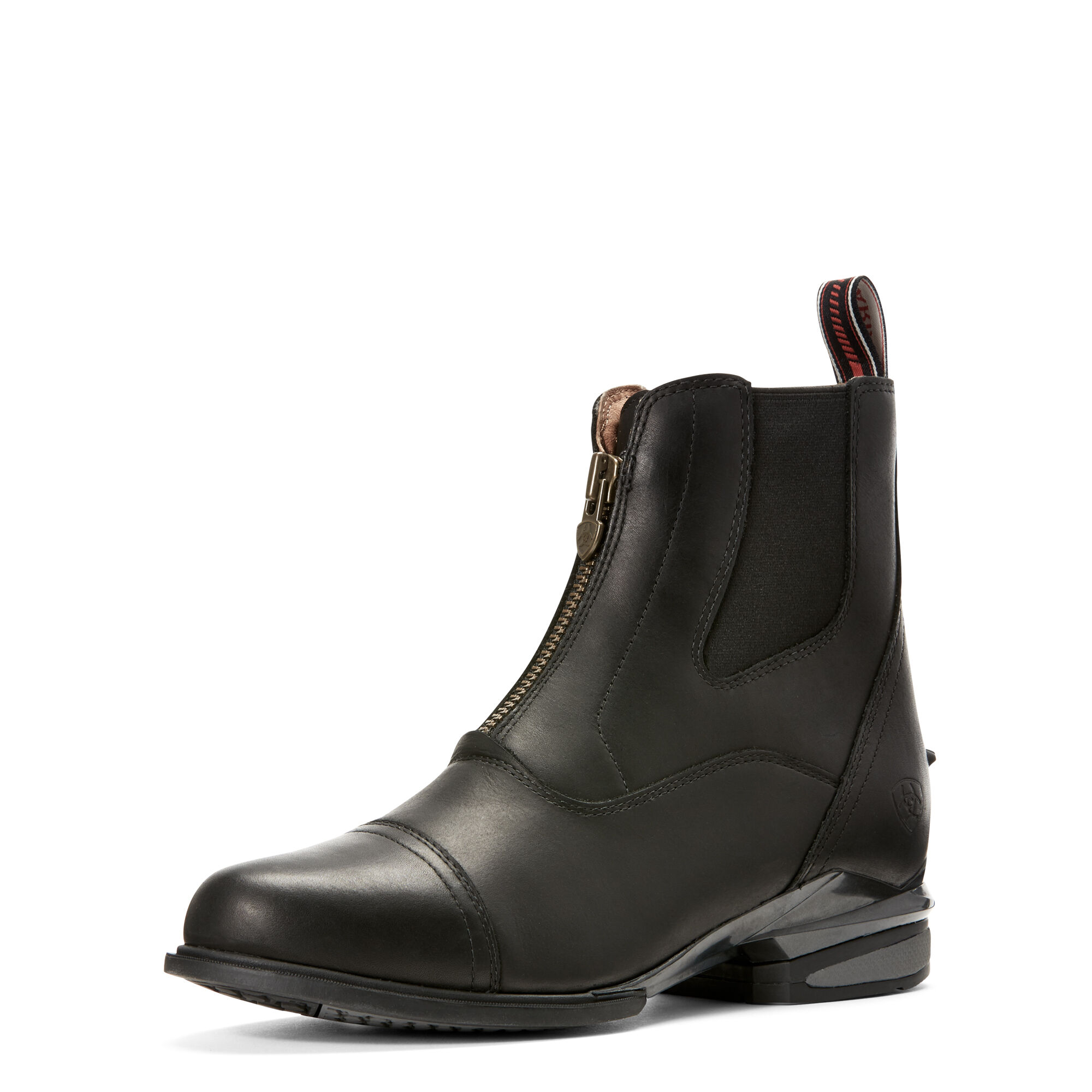 Ariat Damen Stiefelette Devon Nitro Zip  in black