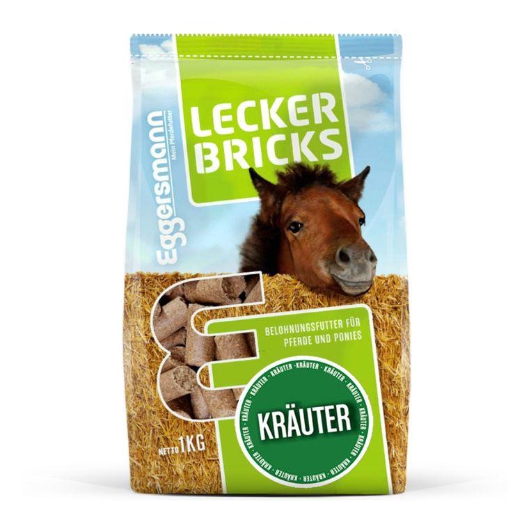 Eggersmann Lecker Bricks Kräuter, 1kg Beutel