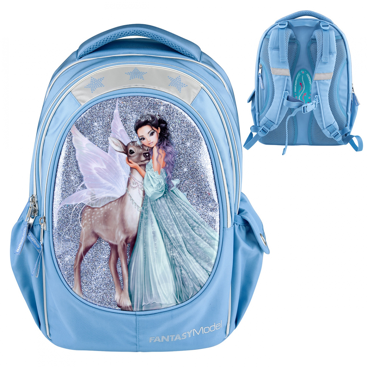 Fantasy Model Schulrucksack ICEPRINCESS