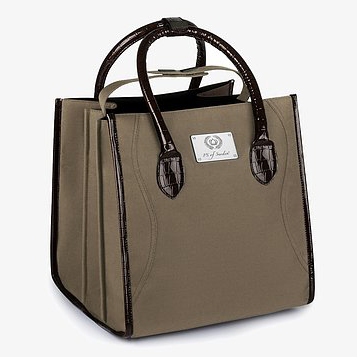 PS of Sweden Grooming Bag Premium ICE COFFEE