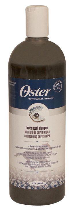 OSTER Fellglanz-Shampoo black pearl, 946 ml