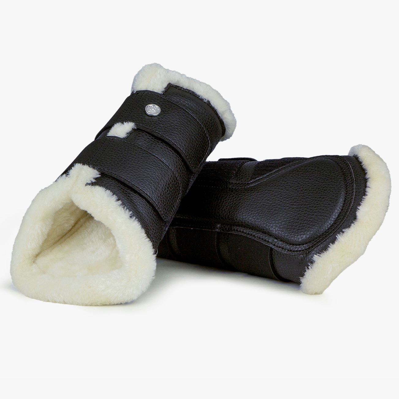 PS of Sweden 4er Set Gamaschen, Brushing Boots in black