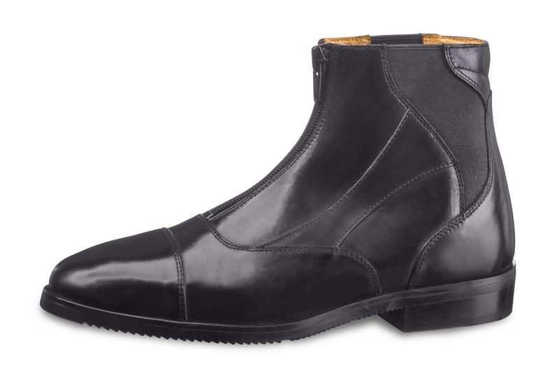 Ego7 Reitstiefelette Taurus, Short Boots in black