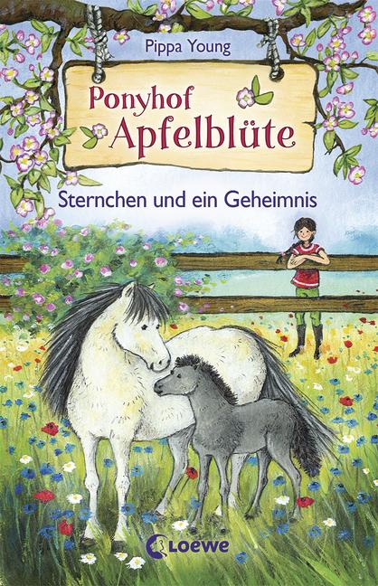 Ponyhof Apfelblüte - Band 7 - Sternchen und ein Geheimnis