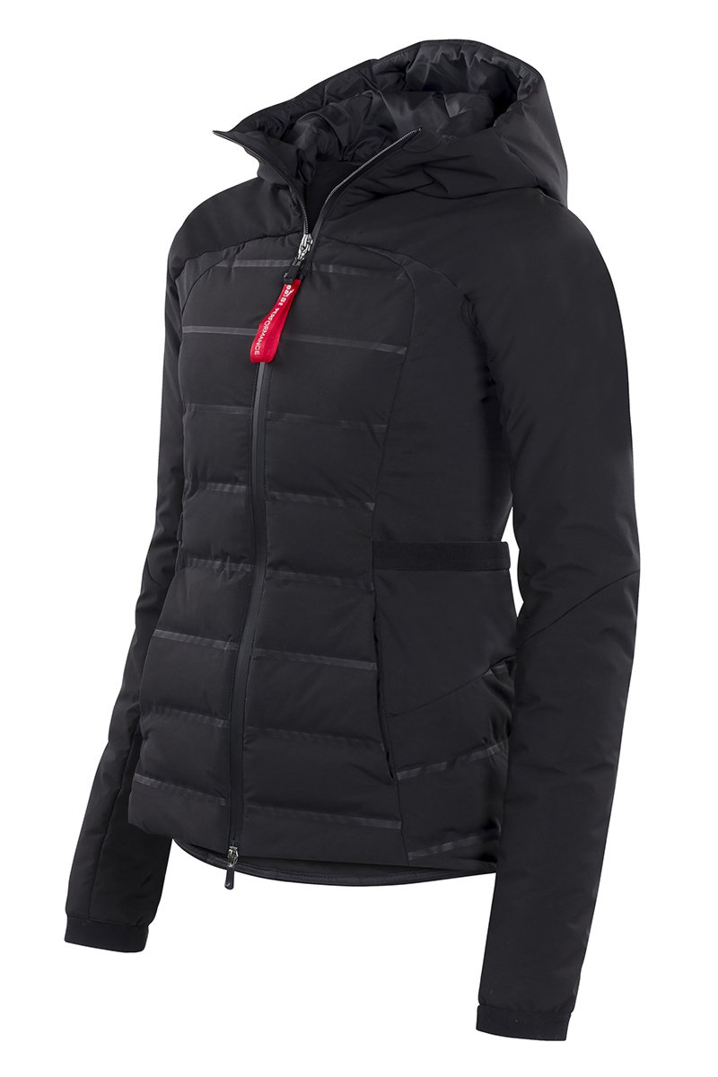 ea.St Jacket Performance Insulation - black