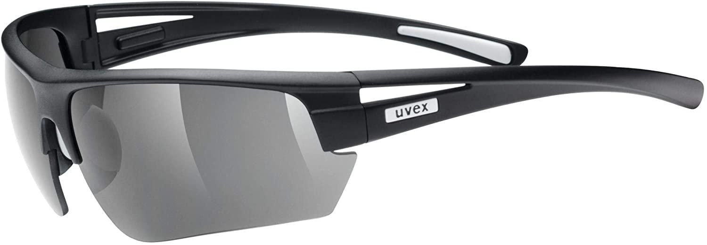 UVEX Gravic Sonnenbrille Sportbrille - black mat
