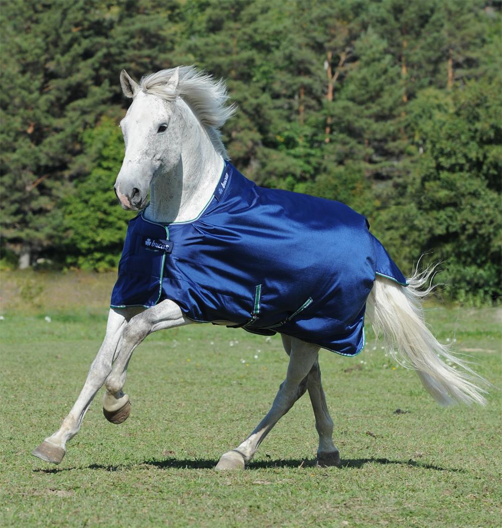 Bucas Smartex Extra blue, 300g Füllung, Weidedecke, Outdoordecke -  NEU