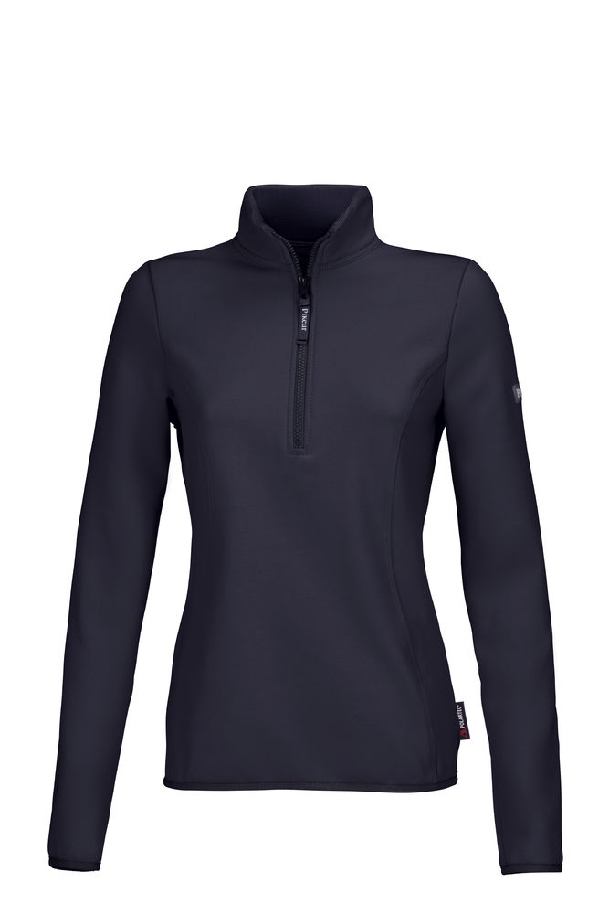 Pikeur Funktionsshirt Sila in graphite blue
