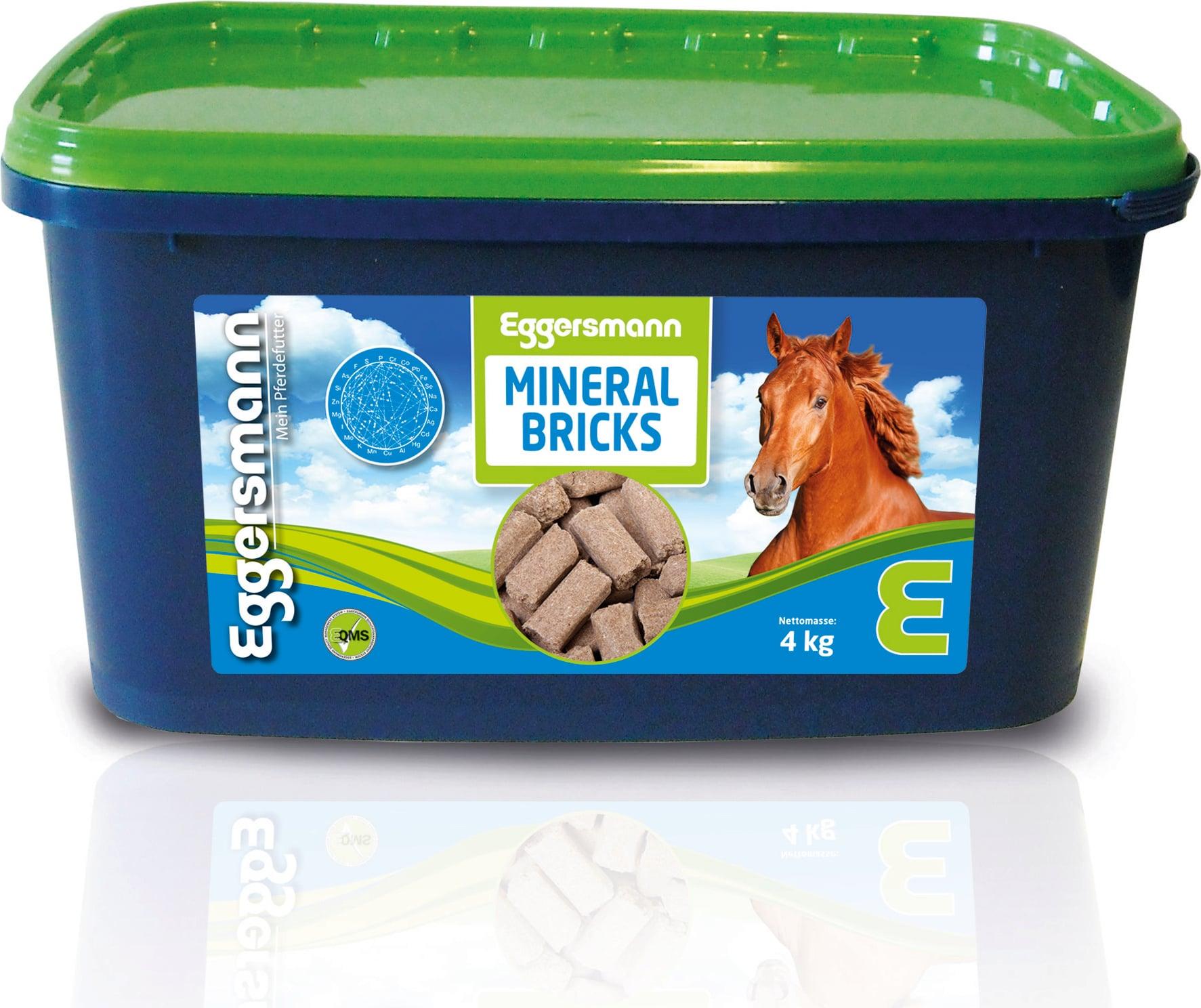 Eggersmann Mineral Bricks 4kg