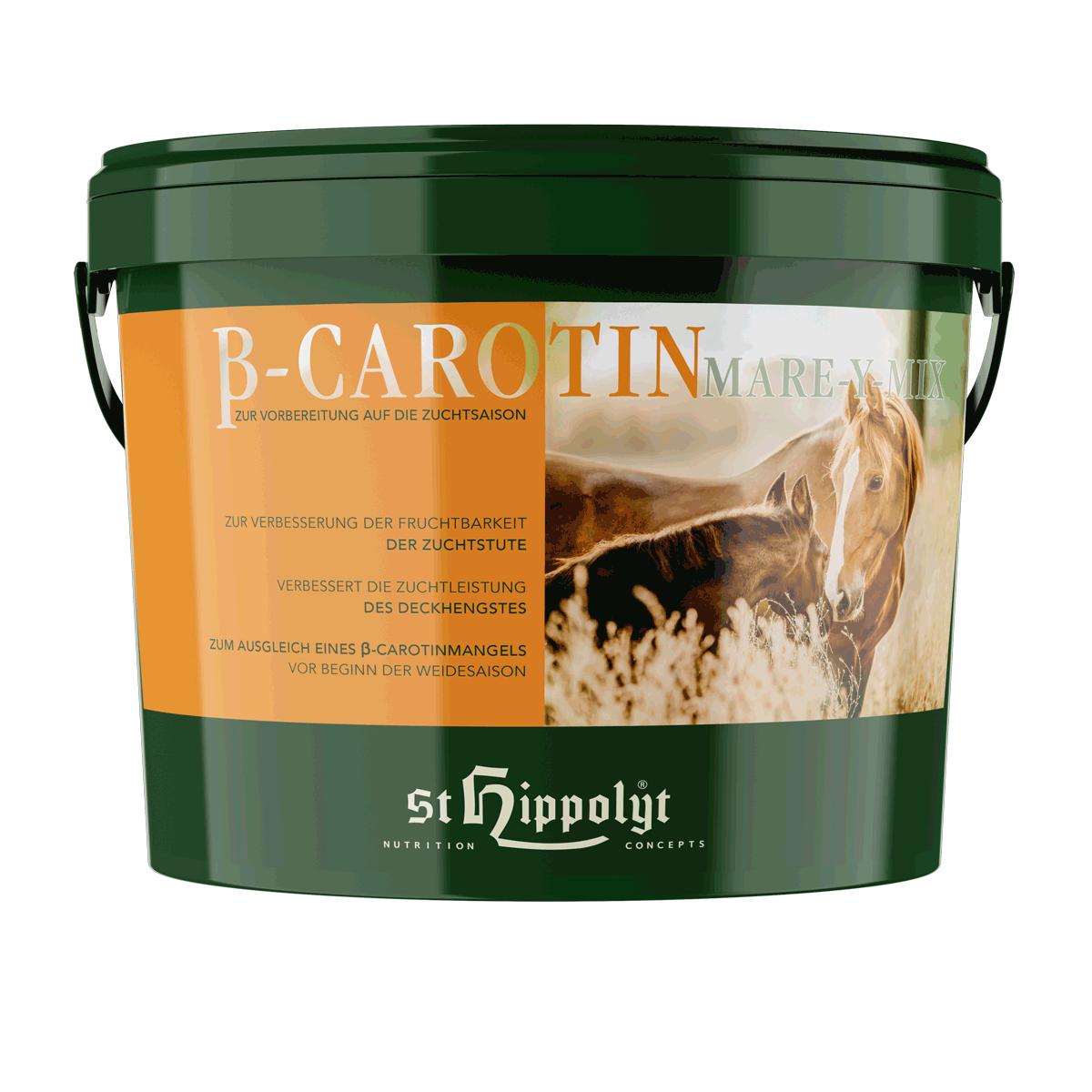 St. Hippolyt Beta-Carotin Mare-Y-Mix  3kg