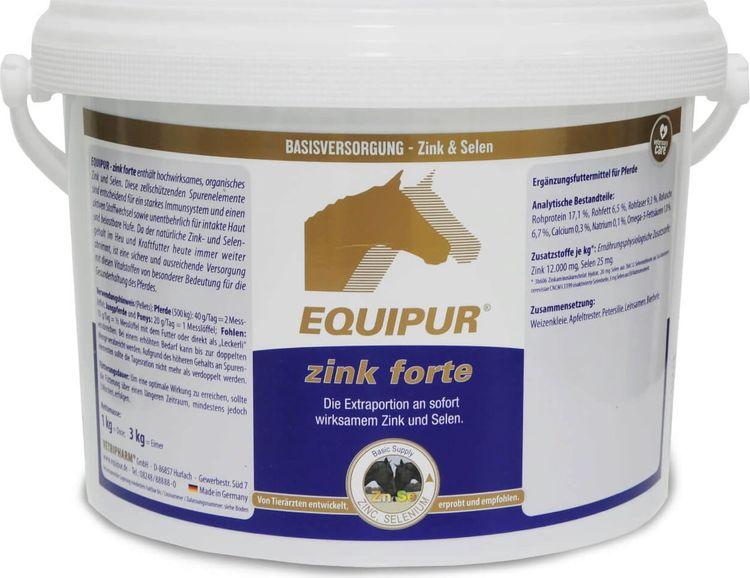 VETRIPHARM - Equipur zink forte 3kg