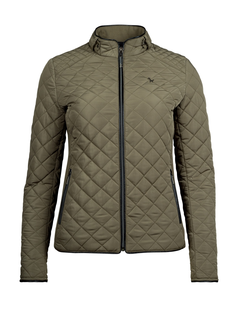 Isabell Werth - Damen Jacke Merry in taupe