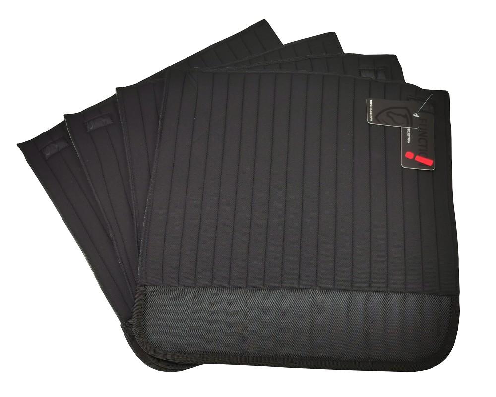 im´s Bandagierunterlage DELUXE 4er Set schwarz